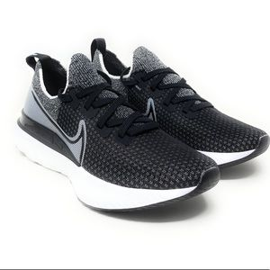 Nike Mens React Infinity Flyknit Running Shoe 9.5